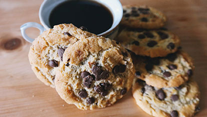 Triple-Flavored Big-Batch Cookies